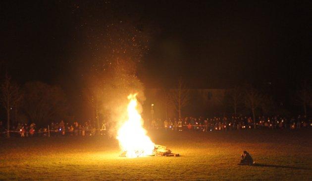 Martinsfest in Oberreut