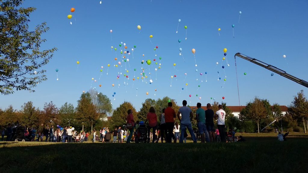 Kinderfest Oberreut @ Grünstreifen hinter der Kirche / dem Jugendzentrum