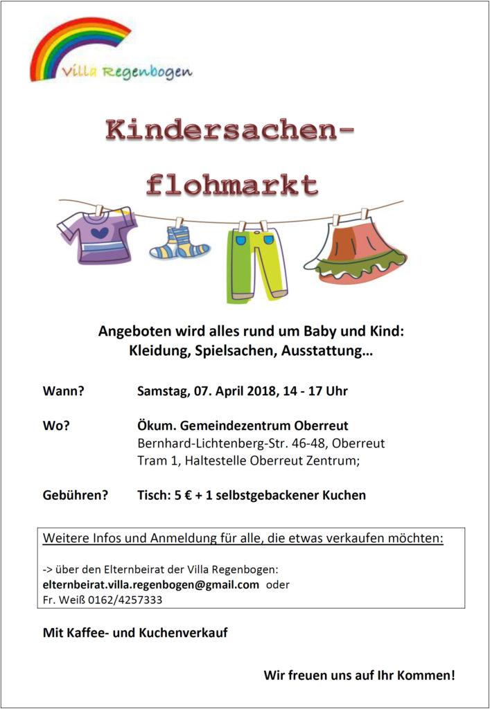 Kindersachenflohmarkt @ Ökum. Gemeindezentrum Oberreut    Karlsruhe   Baden-Württemberg   Deutschland
