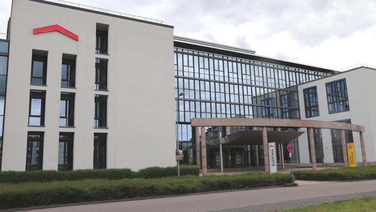 Badenia Bausparkasse - Firmensitz
