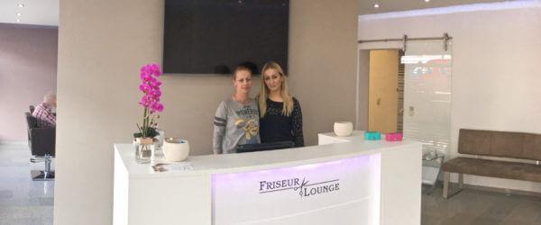 Neueröffnung Friseur Lounge