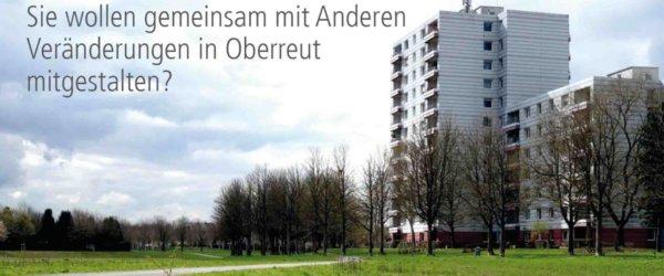 Neu gegründete Stadtteilgruppe Kultur in Oberreut
