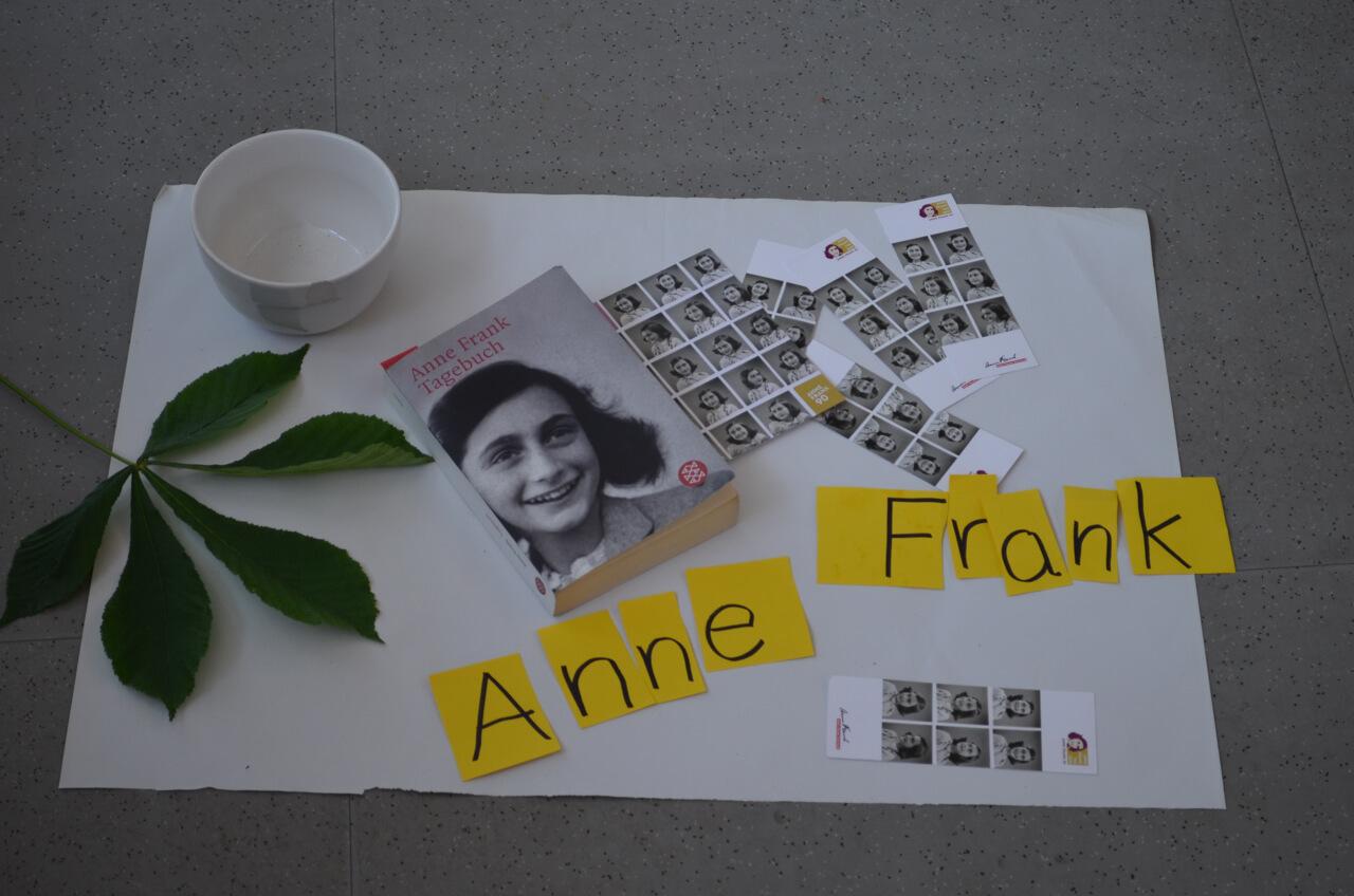 90 Jahre Anne Frank