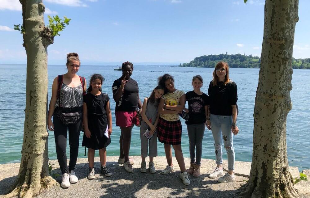 Bodensee-Freizeit der Spiel-und Lernstube Oberreut