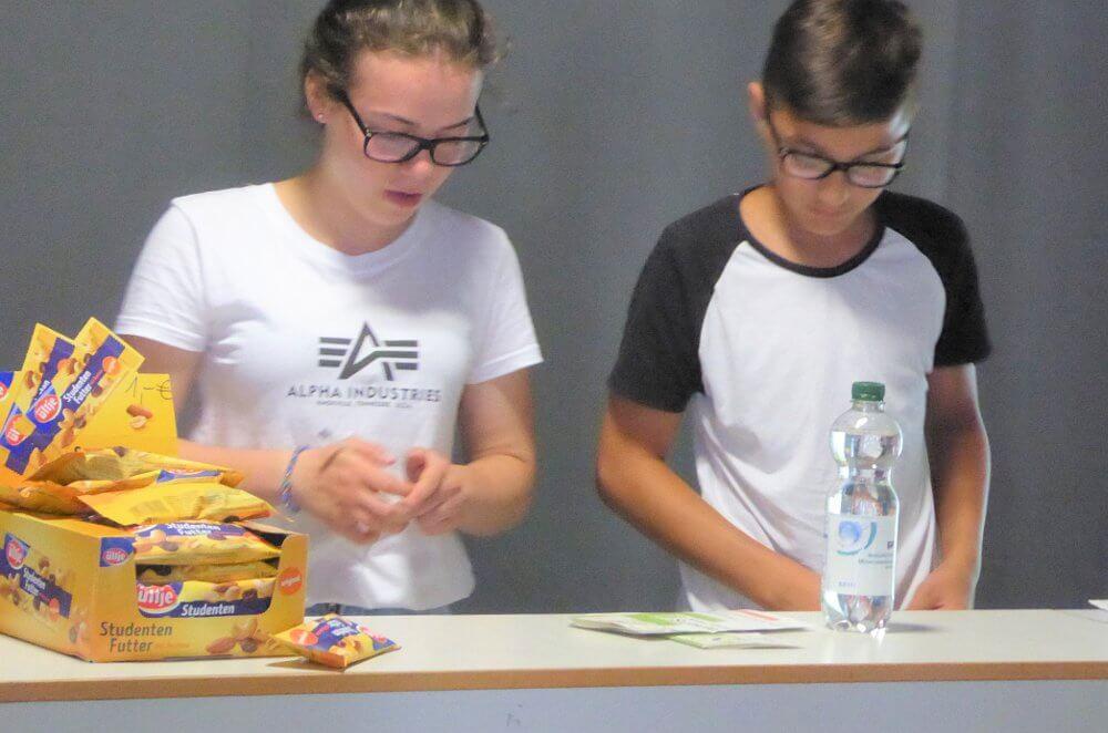 Schulkiosk Anne-Frank-Schule