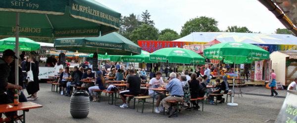 Fünf Tage Oberreuter Sommerfest