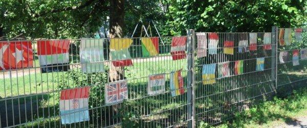 Sommerfest in der Sprach-Kita Bonhoefferstrasse