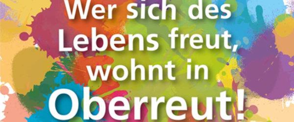 Neues aus Oberreut