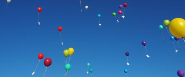 Kinderfest Rückblick und Gewinner des Luftballonstartes