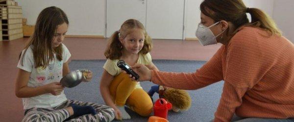 Ferienzeit für Familien in der Evangelischen Kita Villa Regenbogen
